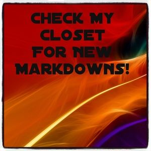 Accessories - New Markdowns!